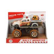 Dickie Toys Action Series - Eat My Dust Rally Monster autó (fehér)
