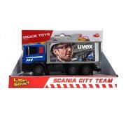 Dickie Toys City - Scania teherautó
