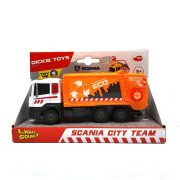 Dickie Toys City - Scania szemetesautó