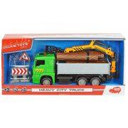 Dickie Toys City - Farönk szállító teherautó