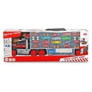 Dickie Toys City - Hordozható autószállító kamion
