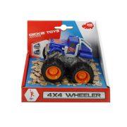 Dickie Toys Action Series - 4x4 hajtású kék kamion