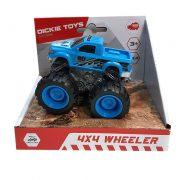 Dickie Toys Action Series - 4x4 hajtású kék pickup