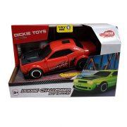 Dickie Toys Action - Dodge Challenger SRT Hellcat (narancssárga)