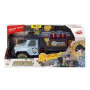 Dickie Toys Action Series - Pénzszállító páncélautó fénnyel és hanggal