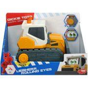 Dickie Toys Happy Series - Liebherr forgó szemű bulldózer