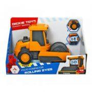 Dickie Toys Happy Series - Volvo forgó szemű úthenger