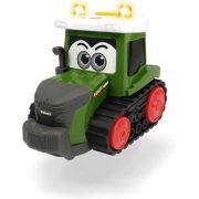 Dickie Toys Happy Series - Fendt vidám lánctalpas vontató