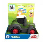 Dickie Toys Mi Micsoda - Tanya képeskönyv és traktor