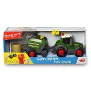 Dickie Toys Happy Series - Fendt Szénabálázó