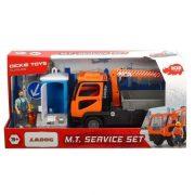 Dickie Toys Playlife - Mobil WC szállító teherautó