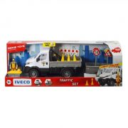 Dickie Toys Playlife - Útépítõ játékszett