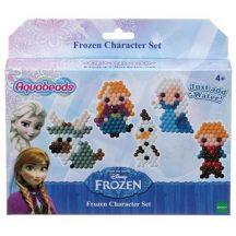 Aqua Beads szett - Frozen/Jégvarázs szereplők