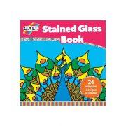 Galt Ólomüveg festő könyv