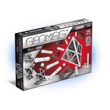 Geomag BLACK&WHITE fekete/fehér mágneses építőkészlet  68 db