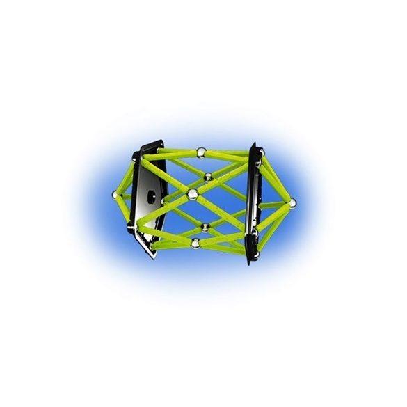 Geomag GLOW foszforeszkáló mágneses építőkészlet 64 db