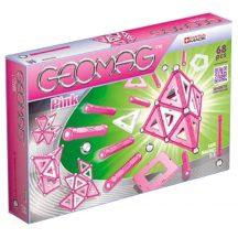 Geomag PINK rózsaszín mágneses építőkészlet lányoknak 68 db
