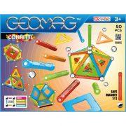 Geomag Confetti mágneses építőjáték (50 db)