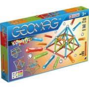 Geomag Confetti mágneses építőjáték (88 db)