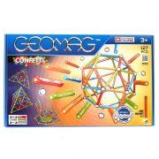 Geomag Confetti mágneses építőjáték (127 db)
