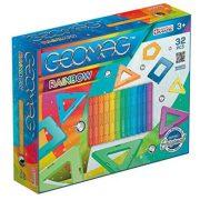 Geomag Rainbow mágneses építőjáték (32 db)