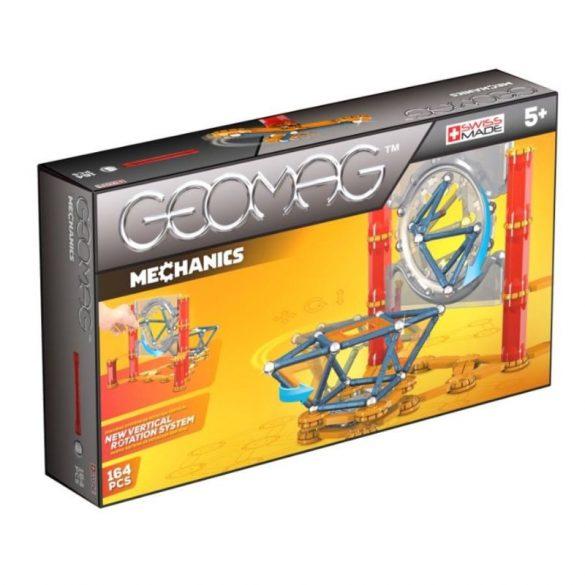 Geomag MECHANICS mágneses építőkészlet 164 db