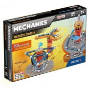 Geomag Mechanics Magnetic Motion  mágneses építõjáték (86 db)