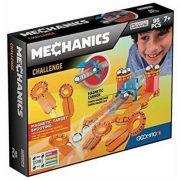 Geomag Mechanics Challenge mágneses építőjáték (95 db)