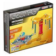Geomag Mechanics Special Edition mágneses építőjáték (81 db)