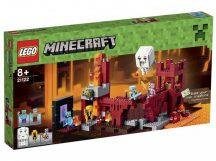 LEGO Minecraft 21122 Az alvilági erőd
