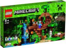LEGO Minecraft 21125 Lombház a dzsungelben