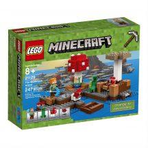 LEGO Minecraft 21129 A Gombasziget