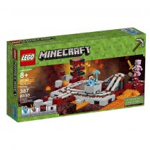 LEGO Minecraft 21130 Alvilági vonat