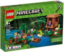 LEGO Minecraft 21133 A boszorkánykunyhó