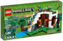 LEGO Minecraft 21134 A vízesés bázis