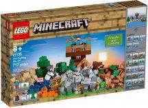 LEGO Mincraft 21135 Crafting láda 2.0
