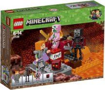 LEGO Minecraft 21139 Az alvilági harc