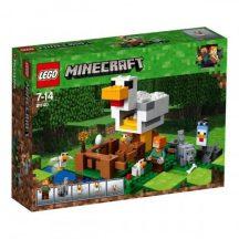 LEGO Minecraft 21140 Csirkeudvar