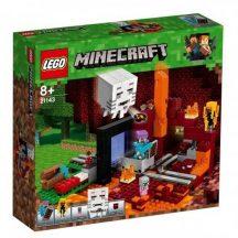 LEGO Minecraft 21143 Az Alvilág kapu