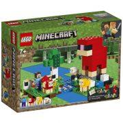 LEGO Minecraft 21153 A gyapjúfarm