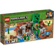 LEGO Minecraft 21155 A Creeper barlang