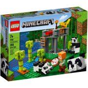 LEGO Minecraft 21158 A pandabölcsőde