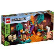 LEGO Minecraft 21168 A Mocsaras erdõ