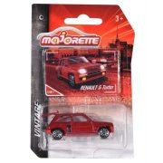 Majorette Vintage 210B-1 Renault 5 Turbo (piros)