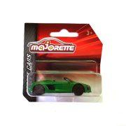 Majorette Street Cars Audi kisautó (zöld)