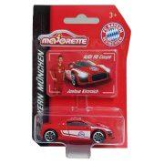 Majorette Fc Bayern premium kis autó - Audi R8 Coupé (Joshua Kimmich)
