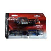 Man Lion's City G csuklós busz (kék)
