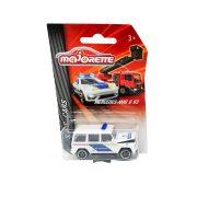 Majorette S.O.S. Mercedes-Amg G63 rendőrautó