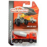 MAN TGS Mixer betonkeverő autó