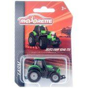 Majorette Farm kisautók - Deutz-Fahr 9340 TTV traktor